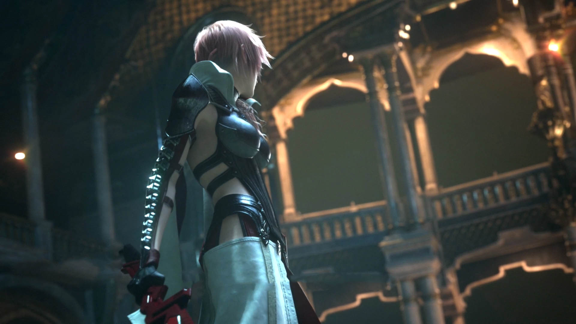 Final Fantasy 13 2 Wallpaper Hd Wallpapers Fond D Ecran Pour Lightning Returns Final