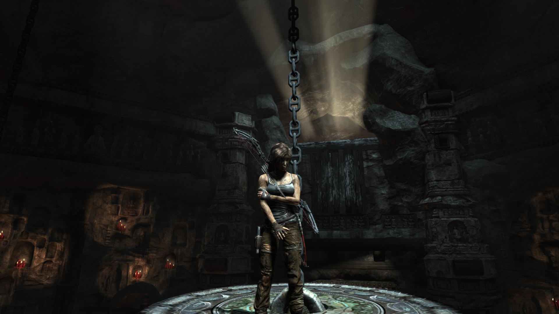 Wallpapers Fond Decran Pour Tomb Raider PC Wii GB PS1