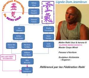 Maitre Reiki Usui Karuna Komyo Kai Montpellier Nîmes