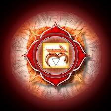 Le chakra racine, Muladhara.