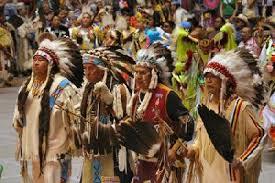 Rencontre avec le grand chef Indien Lakota Black Spotted Horse au Dojo Reiki de Juvignac
