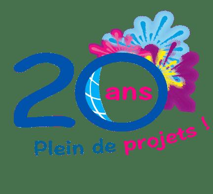 Logo 20 Ans Final V6petit2 Planète Sciences Occitanie
