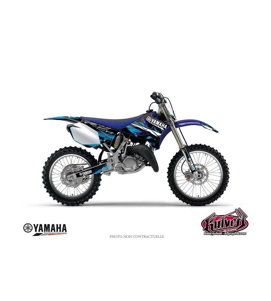 Kit Déco Moto Cross Techno Yamaha 250 YZF| YZF 250