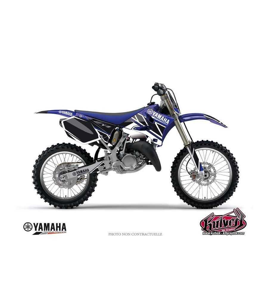 Kit Déco Yamaha 450 YZF REPLICA-Bleu  Kits décos KUTVEK