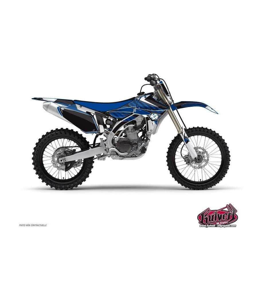 Kit Déco Yamaha 450 YZF FACTORY| Kits décos KUTVEK