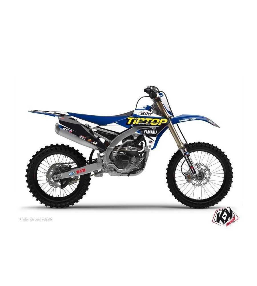 Kit Déco Yamaha 450 YZF 2005-2015 TIP TOP Livraison gratuite