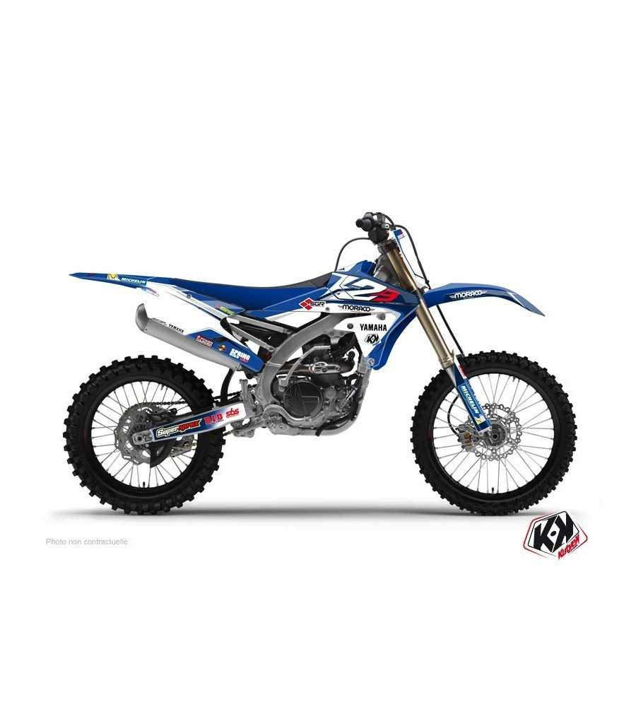 Kit Déco Yamaha 450 YZF 05-15 TEAM 2B 2015| YZF 450