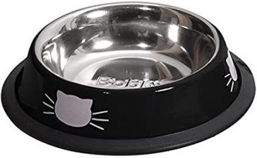 gamelle acier inoxydable chat bobby