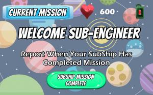 19B Sub-Engineer SubShip-Complete