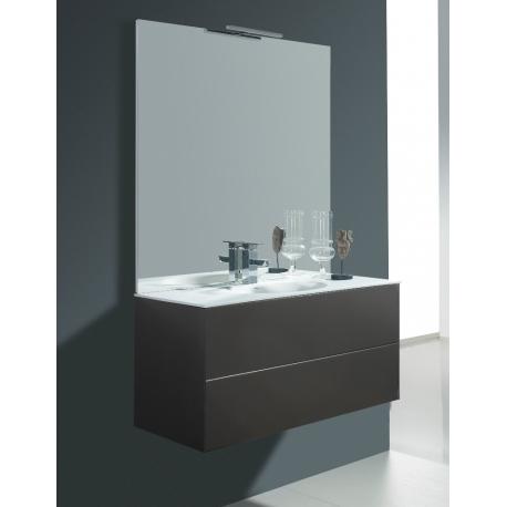 meuble pour salle de bain meubles a suspendre taupe planete bain