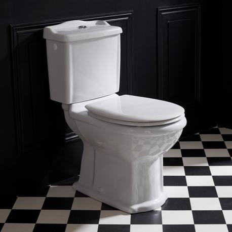 Pack Wc Retro Toilettes A Poser En Cramique Planete Bain