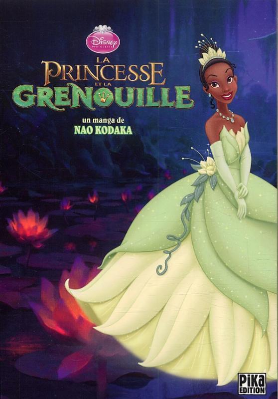 La Princesse Et La Grenouille Manga Chez Pika De Kodaka