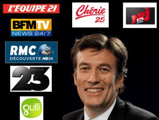 François Morinière et les chaînes membres de l'ACI