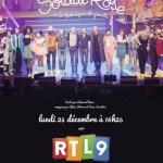 Campagne de publicité RTL9 Décembre 2017