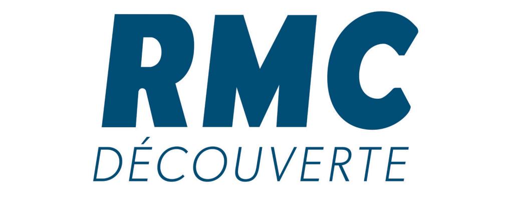 Logo RMC Découverte rebrandé en décembre 2017