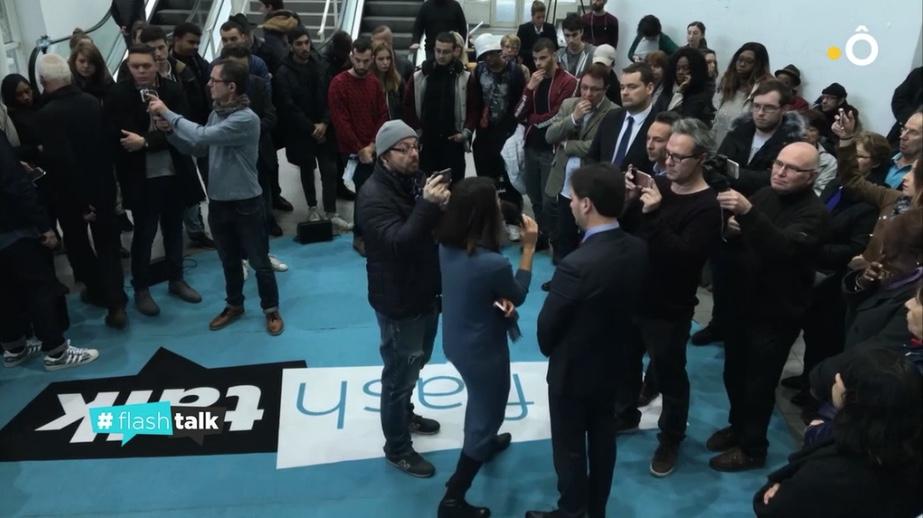 Capture d'écran France Ô Janvier 2018