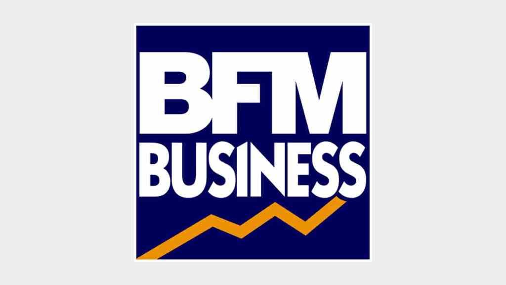 logo de la chaîne BFM Business