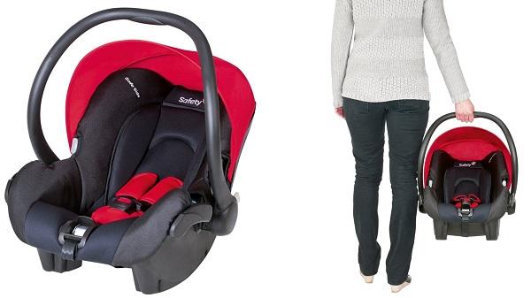 comment voyager en voiture avec bebe