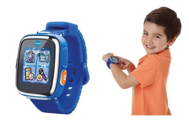Ma montre connectée Vtech