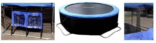 accessoires trampoline l