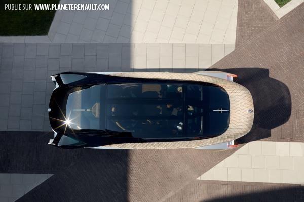 Toit panoramique Renault EZ-Ultimo
