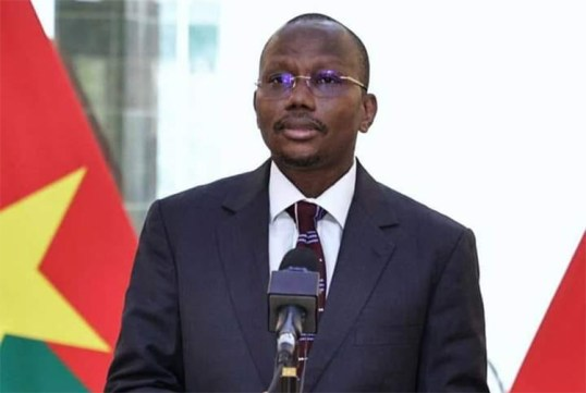 Burkina / Effondrement d'infrastructures scolaires : le ministre Ouaro réagit