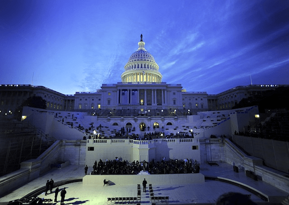 The Capitol Building, Washington, D.C. (Source: Creative Commons)