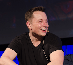 Tesla CEO and SolarCity Chairman Elon Musk