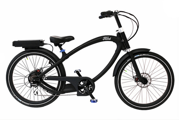 The Ford Super Cruiser (Image: Pedego)