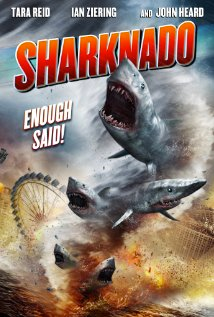 Poster for the film Sharknado. (Source: The Asylum)