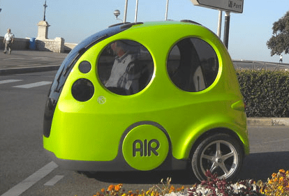 An AIRPod on the road. (Image Credit: Claudia Borralho / Flickr)