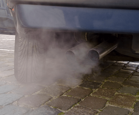 Car exhaust. (Image: Creative Commons)