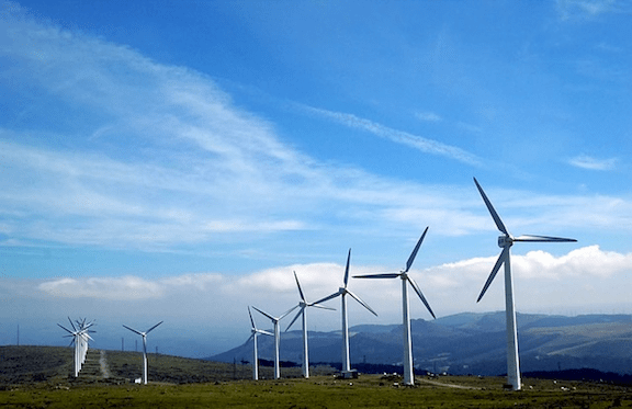 Wind turbines in Cape Ortegal, Galicia, Spain. (Image Credit: Pixabay)