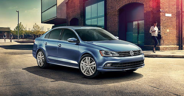 Promotional image of the 2015 VW Jetta, one of the recalled models. (Photo: Volkswagen)