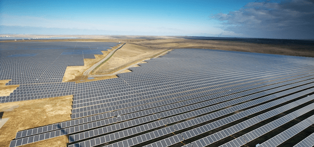 The Perovo Solar Park, one of the largest in the world, can produce as much as 132.5 GWh of electricity per year. (Photo Credit: Activ Solar / Flickr)