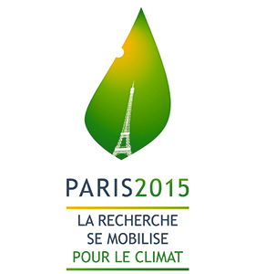 Official logo of COP21