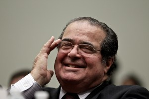 Justice Antonin Scalia in 2010. (Photo Credit: Stephen Masker / Flickr)