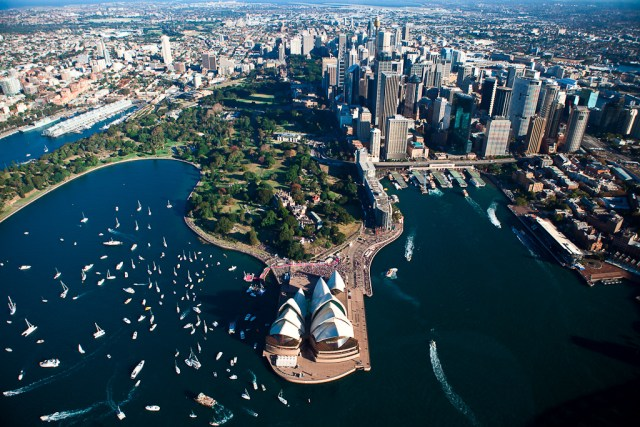 Sydney, New South Wales, Australia. (Photo Credit: Pavel / Flickr)
