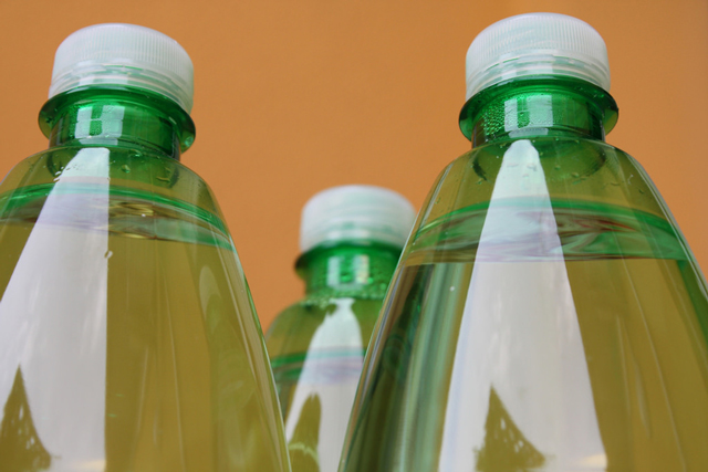 <i><small>Drink lots of water -- just not bottled water. (Photo: an.difal / Flickr)</small</i>