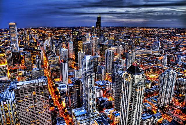 Chicago, Illinois. (Photo: reynermedia / Flickr)