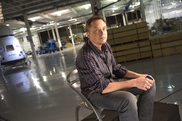 Elon Musk, CEO and CTO of SpaceX; co-founder, CEO and product architect of Tesla Motors; co-founder and chairman of SolarCity, co-chairman of OpenAI; co-founder of Zip2; and co-founder of PayPal. (Photo Credit: OnInnovation / Flickr)