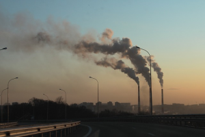 Cap and trade monetizes pollution by requiring businesses to buy permits to pollute, and capping the total number of emissions. (Photo via Pixabay)