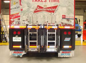 Commercial Anheuser Busch delivery truck. (Photo Credit: MobiusDaXter via WikiMedia Commons)