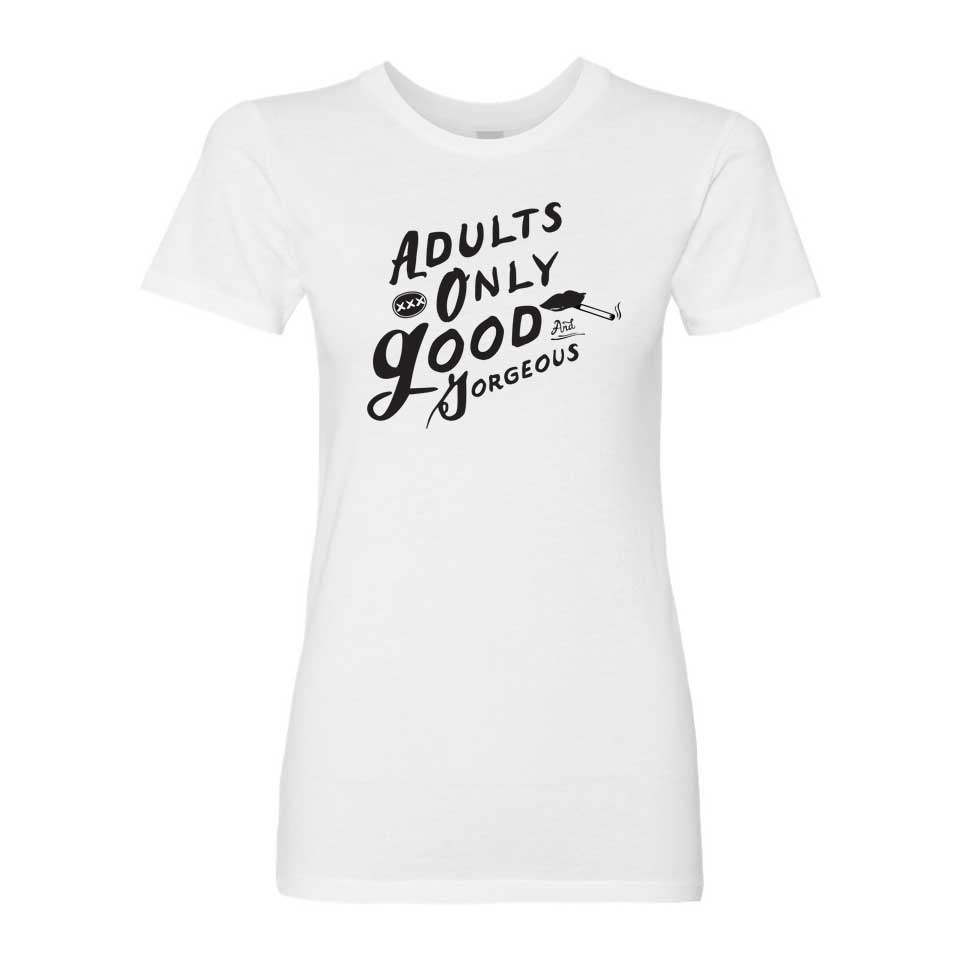 Adults Only – Women's Tee