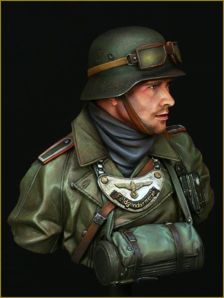 German Feldgendarmerie WWII by Ebroin  planetFigure