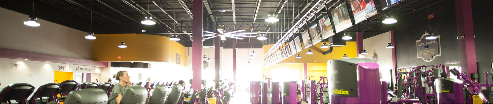 Gym In Pomona Ca 2057 Rancho Valley D Planet Fitness