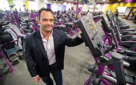 How Planet Fitness founder Chris Rondeau created the