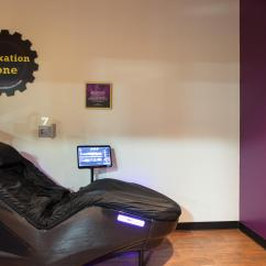 Hydro Massage Chair Heavy Duty Lawn Chairs Canada At Planet Fitness Grand
