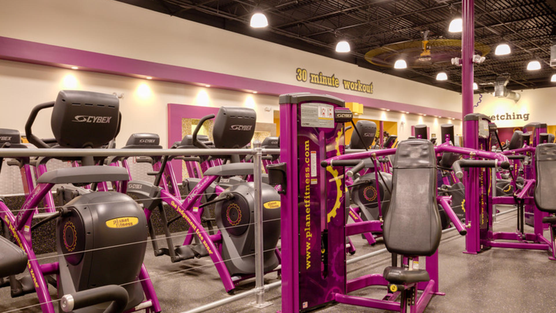 Gym in Hermitage TN  3434 Lebanon Pike  Planet Fitness