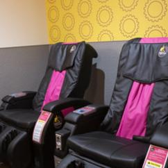 Hydro Massage Chair Cloth Portable High Pattern Chairs At Planet Fitness Grand